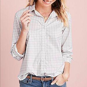 Garnet Hill Organic Cotton Shirt Size 6